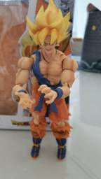Goku SSJ Awakening Of The Warrior - Dbz Sh Figuarts / Bandai