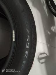 Par de pneus Pirelli 195/55/16