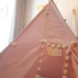 Cabanas Infantis - Festa do Pijama - Aba Cabana