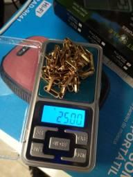 Cordão de Ouro 25g