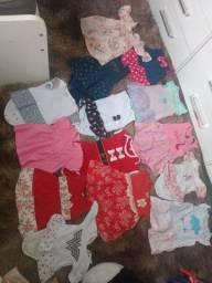 2 kits menina com mais de 100 peças cada