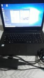 Notebook I3 6 Geração HD 500G