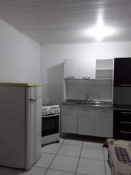 Alugo apartamento anual com 01 quarto mobiliado