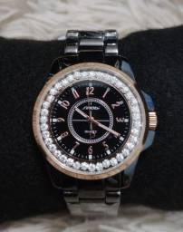 Relógio feminino original Sinobi importado luxo