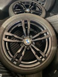 Rodas Originais BMW aro 18? com pneus