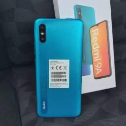 Xiaomi Redmi 9a Dual Sim 32gb/2gb Com 6 Meses De Garantia Cor Cinza/Verde