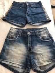 Shorts Semi Novos - Todos por 100