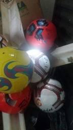 28 bolas de futebol só vdo todas