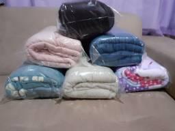 Manta cobertor casal