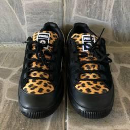 Tênis Puma Clyde x Volcom