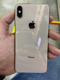 iPhone XS Max 64gb gold tudo funcionando
