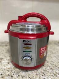 Panela de pressão elétrica - Philco (3 meses de garantia)