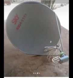 Antena Parabólica Sky