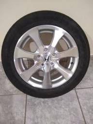 Rodas pneus Civic EXR