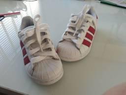 Adidas superstar original Tam 28