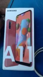 Samsung A11 lançamento 64g