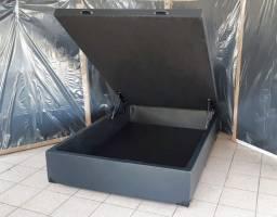 Base Box Casal BAÚ NOVA ENTREGO!
