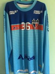 Camisa De Treino Goleiro Fortaleza - Temporada 2018/2019