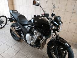 Suzuki bandit 650 2010 mais nova do olx