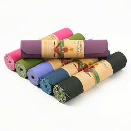 Tapete yoga eco friendly
