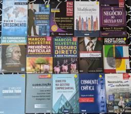 Promoção Livros Diversos