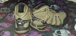 Sapato tipo bota n39/40