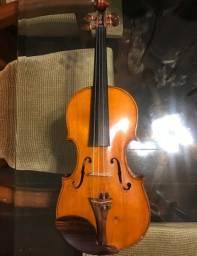Violino alemão de 110 anos
