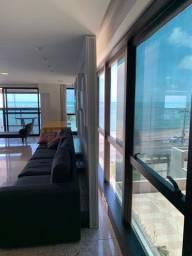 Belíssimo apartamento a beira-mar de jatiuca