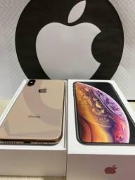 IPhone XS Gold 64gb semi novo