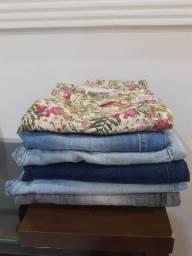 Calças Jeans para artesanato
