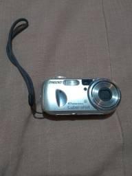 Câmera e baterias de câmera Sony para decoração
