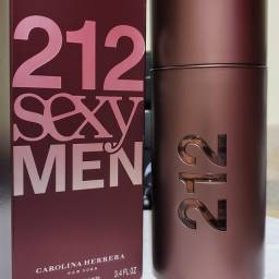 <br><br>Perfume 212 Sexy Men Carolina Herrera 100ml<br><br>