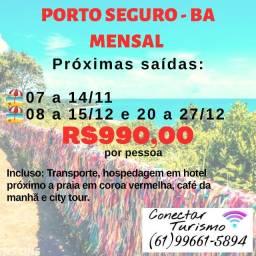 Porto Seguro - BA /Mensal