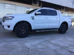 Ford ranger limited 3.2 diesel 2020 com 18mkm