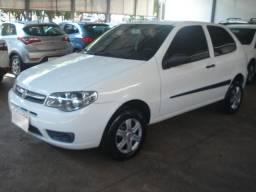 Fiat / Palio 2011 Economy 2p Branco c/ Ar e Direção