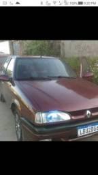 Renault i19 vendo ou troco por Corsa , Fiat uno,