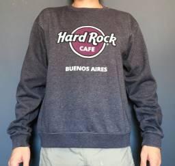 Moletom Hard Rock