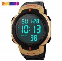 Relógio Skmei Original a Prova D'água. Produto Novo. Dell Variedades
