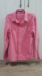 Camisa TNG Rosa