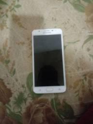 Samsung j7 prime semi novo