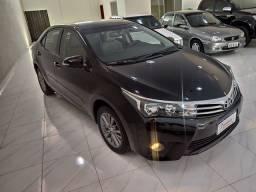 Corolla xei automático flex completíssimo 2017
