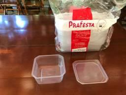Embalagem plástica 150ml