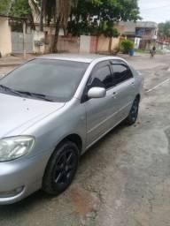 Corolla 2005 completo GNV