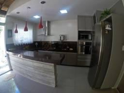 JAL* Casa Linear em São Diogo I - 03 Quartos com suíte e closet