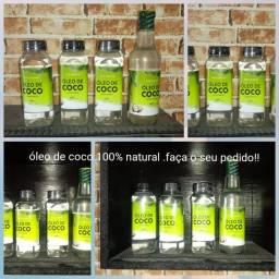Oleo de Coco 100% natural
