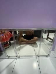 Armário para banheiro com espelho!