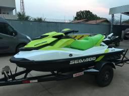 JET SKI SEA DOO GTI 130 2019 , 32 hs