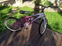 Bicicleta Menina com pouco uso