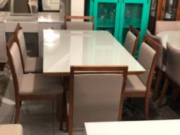 Mesa nova taça para 6 pessoas
