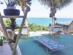 Casa na Praia de Setiba com panorama fantástico